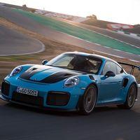 El nuevo Clubsport Package hace del Porsche 911 GT2 RS un auto más enfocado para las pistas