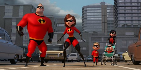 Image result for LOS INCREIBLES 2