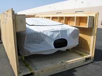 Desembalando el primer Lamborghini Reventón