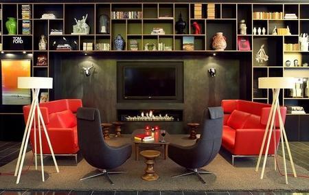 Hotel CitizenM Bankside, vanguardia y color a un paso de la Tate Modern londinense