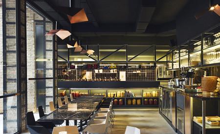 Intimista y sofisticado. Así es el Restaurante Bouet, reformado por Ramón Esteve