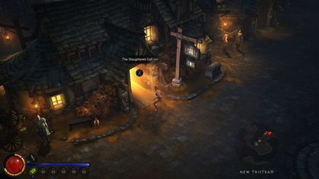Primeras imágenes de 'Diablo III' en Playstation