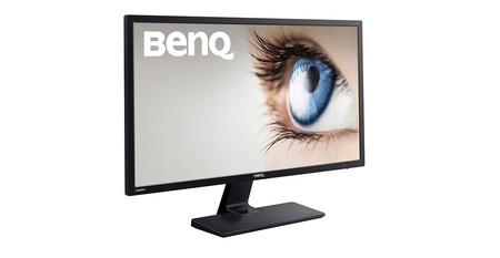 Hoy puedes ahorrar en tu nuevo monitor, con las 28 pulgadas Full HD del BenQ GC2870H por 139,99 euros en Amazon