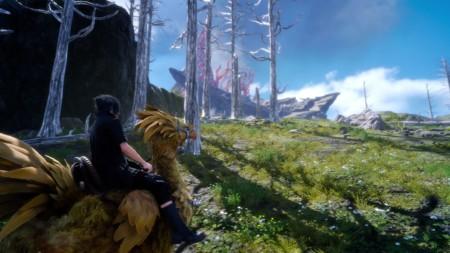 A toda velocidad con los Chocobos y más combates en los nuevos gameplay de Final Fantasy XV