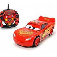Por 39,14 euros tenemos el coche de radiocontrol Rayo McQueen de Cars 3 con función derrape en Amazon