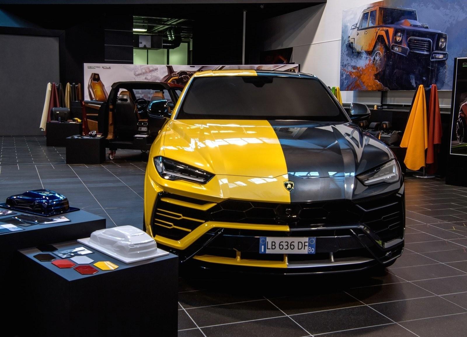 Foto de Lamborghini Urus (63/76)