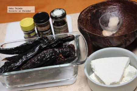 Ingredientes Salsa Tere Agtc