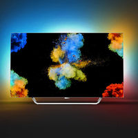 Smart TV OLED de 55 pulgadas Philips 55POS9002/12 por 1.199 euros y financiación al 0% en MediaMarkt
