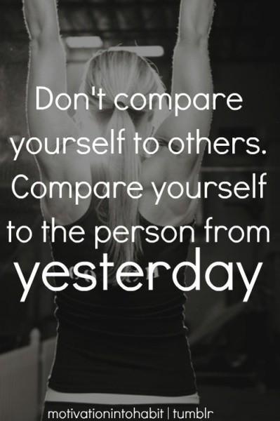 Motivación y deporte: tú eres tu mejor competidor