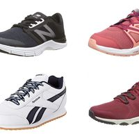 Chollos en tallas sueltas de  zapatillas Adidas, Reebok o New Balance en Amazon