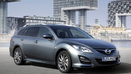 Mazda 6 Wagon Edition 40 2012 R7 Jpg
