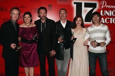 La Unión de Actores premia el drama
