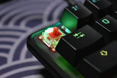 Hyperx Alloy Origins 60 Analisis Experiencia Uso Mexico Switches Hyperx Rojos