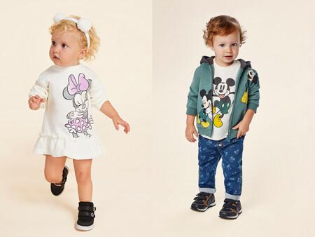 Mayoral lanza su primera colección cápsula Disney para bebés y peques de hasta nueve años, ¡y nos ha enamorado!