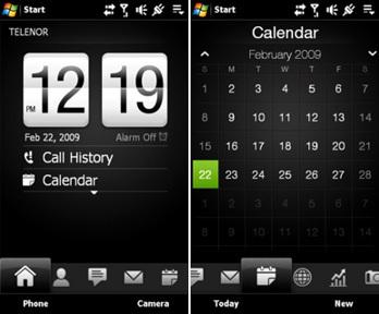 Instala el HTC TouchFlo3D en tu Sony Ericsson XPERIA X1