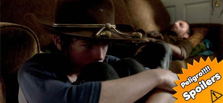'The Walking Dead' regresa exorcizando demonios