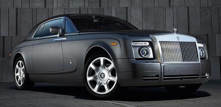 Rolls-Royce Phantom Coupé en Ginebra