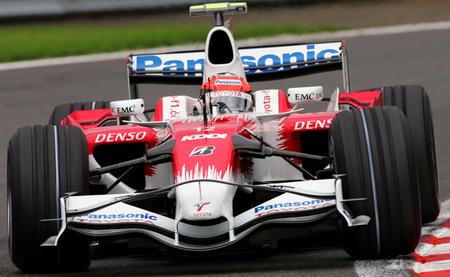 Toyota TF108 - Timo Glock