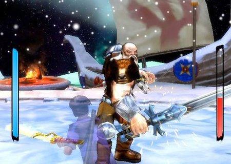 'Swords', el juego de espadas para Wii que se controla con Wii Motion Plus