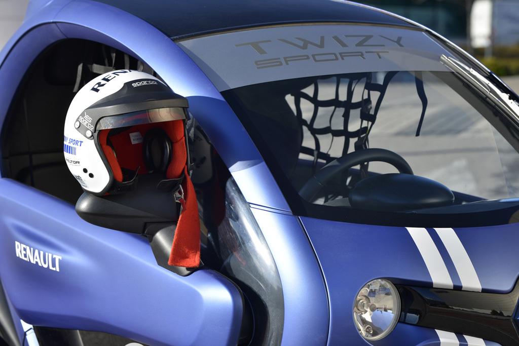 Foto de Renault Twizy Sport (3/4)