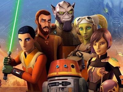 El mejor Star Wars es animado: 'Star Wars Rebels' captura el verdadero espíritu del universo creado por George Lucas