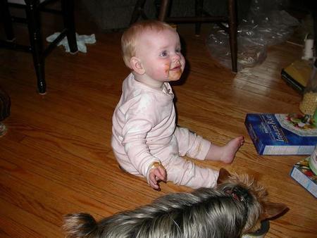 La limpieza de la casa con niños, ¿misión imposible?