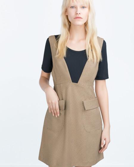 Clon Vestido Dior Olivia Palermo Zara 2