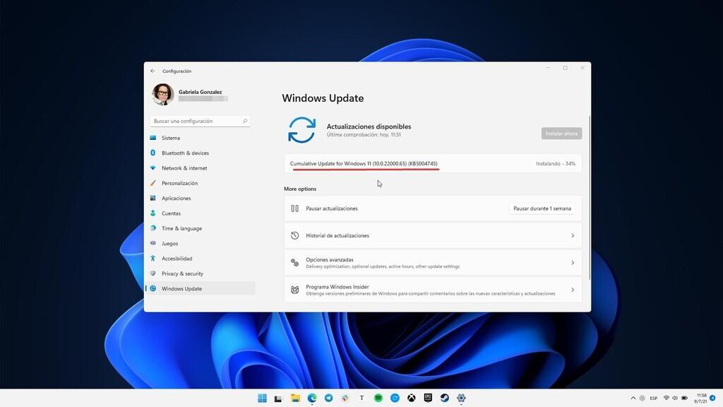 Si instalas Windows 11 solo tendrás 10 días para arrepentirte y volver a Windows 10