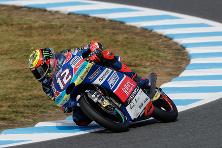 Marco Bezzechi Moto3 Japon 2018 2