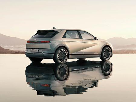 Hyundai Ioniq 5 2021 toda la información