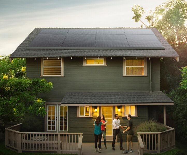 Tesla Solar Panels 2