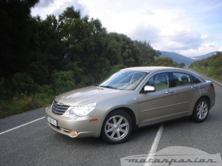 Prueba: Chrysler Sebring 200C CRD (parte 2)