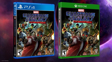 Guardianes De La Galaxia Telltale 03