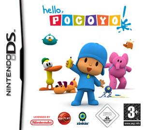 Hello, Pocoyo! para Nintendo DS