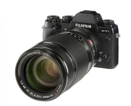 Fujifilm prepara dos nuevos objetivos con focal fija y un teleconvertidor 1,4x