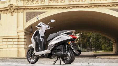 Yamaha Delight 125 2021 8
