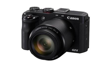 Canon PowerShot G3 X, compacta potente y con superzoom por 684,90 euros en eBay