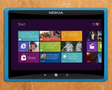 Nokia piensa en un tablet Windows 8 para el próximo verano