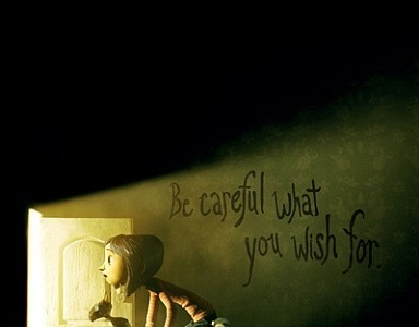 'Los mundos de Coraline', primer cartel