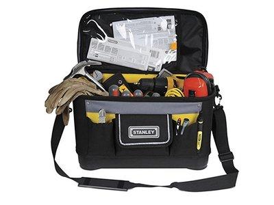 Transporte y organización de herramientas por sólo 21,39 euros gracias a la bolsa de nylon Stanley en Amazon