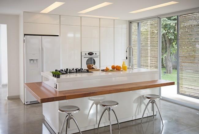Puertas abiertas una casa modular en costa rica con una - Cocinas de ensueno ...