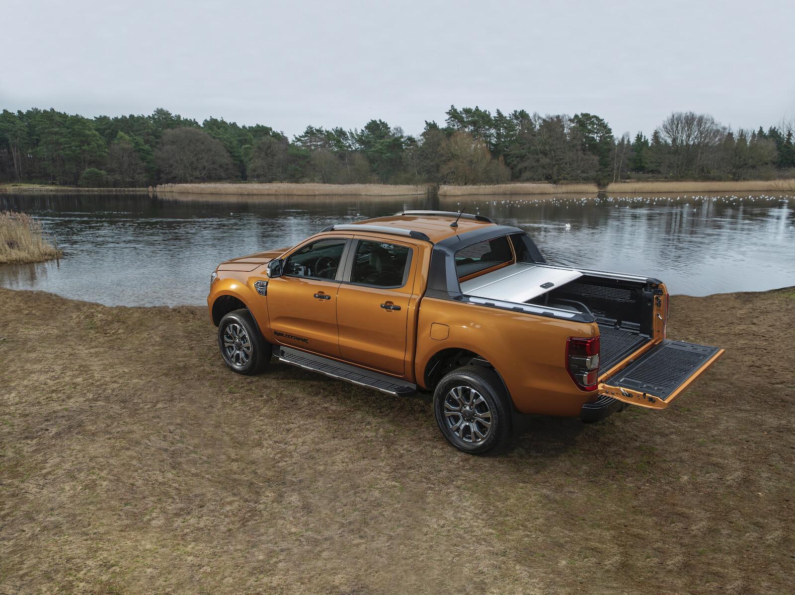 Foto de Ford Ranger Wildtrak 2021 (4/10)