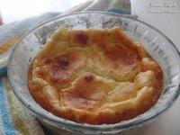 Receta de soufflé de queso, beicon y cebollino