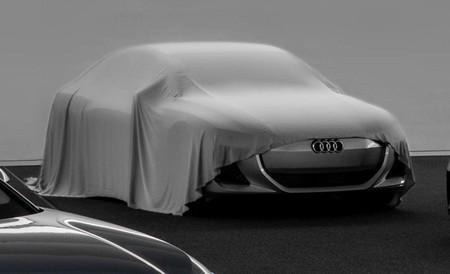 Audi nos regala un vistazo de su nuevo modelo eléctrico