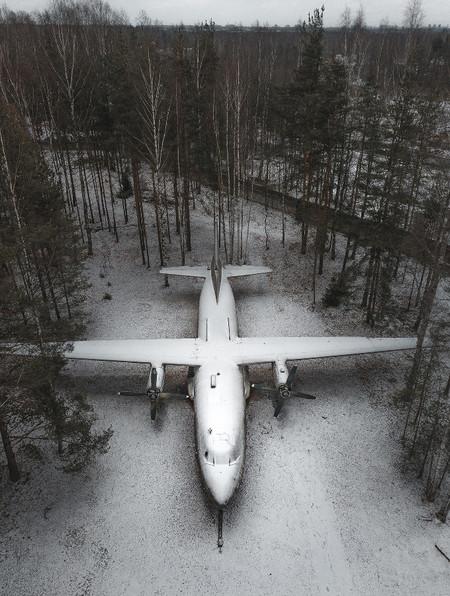 Aband Plane Rus