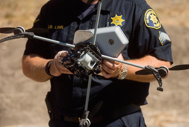 California Drones Henn