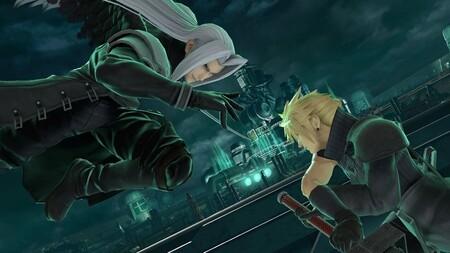Atrévete a superar el tiempo del mejor jugador del mundo de SSBM desbloqueando a Sephiroth en Super Smash Bros. Ultimate