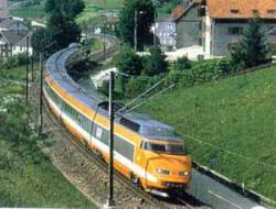 Novedades en Eurail