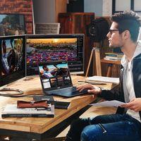 ASUS ZenBook Pro es un portátil compacto que puede sustituir al sobremesa: pantalla 4K y Nvidia GTX 1050Ti