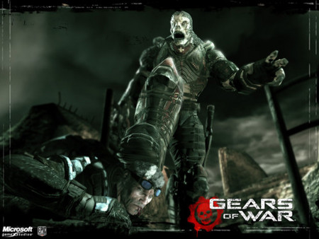 Nuevos y espectaculares vídeos in-game de 'Gears of War 2'